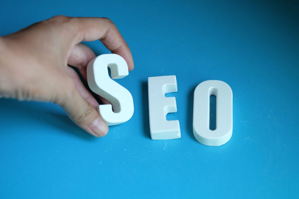 SEO optimisation for websites