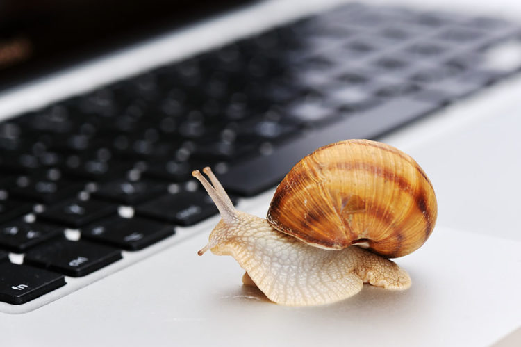 slow websites are bad for SEO
